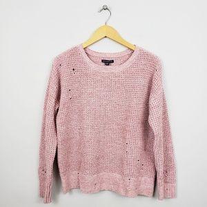 🆕️ American Eagle Super Soft Distressed Sweater